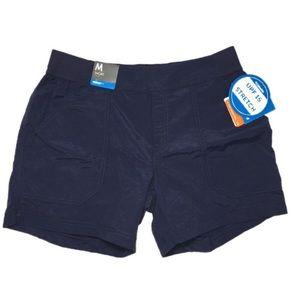 New Columbia walkabout shorts UPF 15 sz M